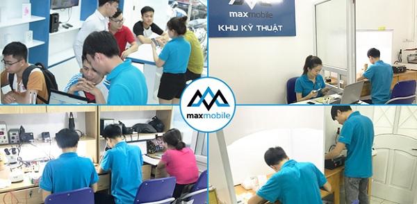 cửa hàng sửa chữa điện thoại maxmobile