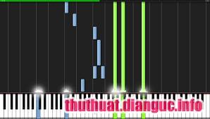 Download Synthesia 10.4.4395 – Phần mềm giả lập chơi piano