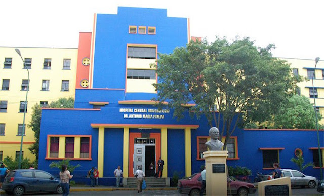 Comisión de la ONU se retiró de Barquisimeto sin visitar el Hospital Antonio María Pineda