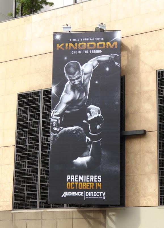 Kingdom season 2 Nick Jonas billboard