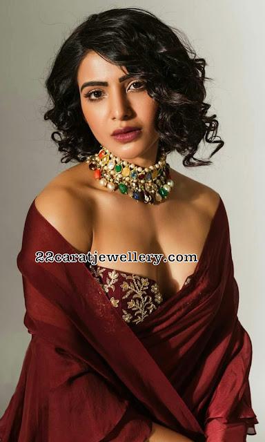 Samantha Navaratan Choker