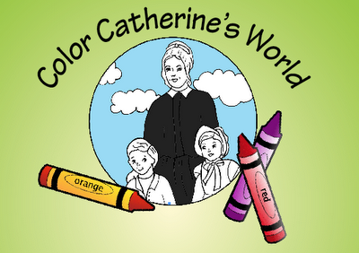 The Congregation's Latest Publication is a Coloring Book