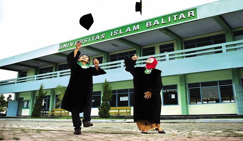 PENERIMAAN MAHASISWA BARU (UNISBA BALITAR) UNIVERSITAS ISLAM BALITAR