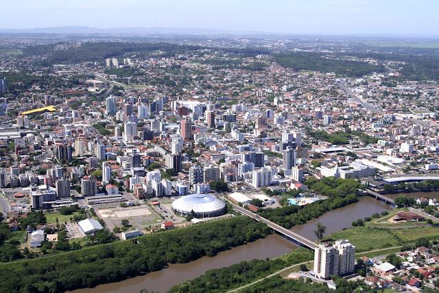 20- São Leopoldo (RS): 240.000
