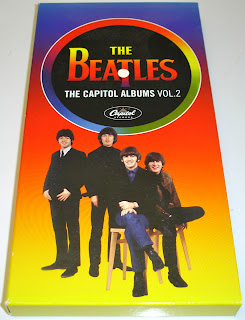 The Beatles Capitol Albums Vol. 2 without any cigarettes and Ringo without 2 fingers