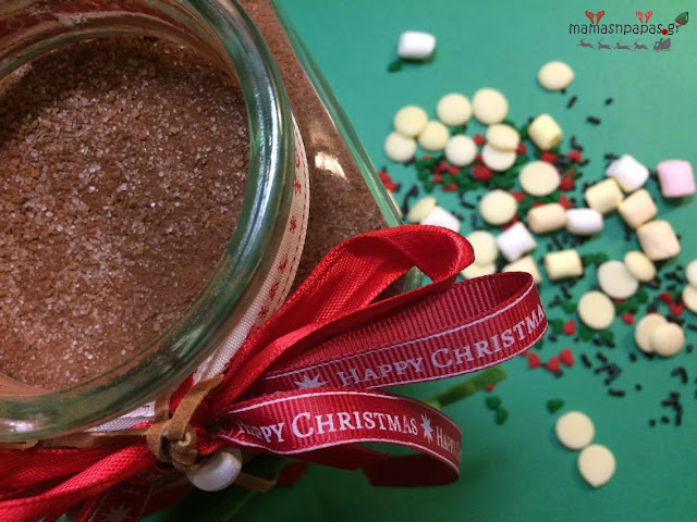 Christmas chocolate mix