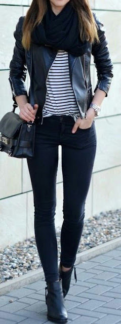 Winter outfits for street style