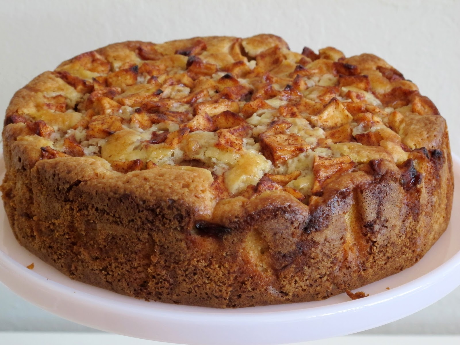 Recipe For Cook: Easy apple cake