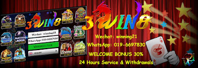 Winning21 - Best Online Casino Games Provider in Malaysia