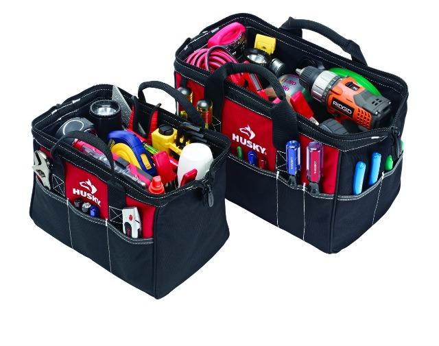 husky toolbags full