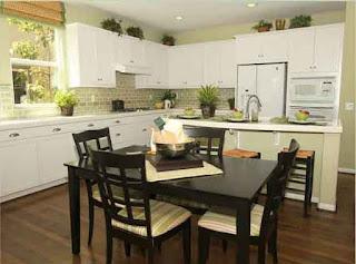 Koleksi Desain Dapur Ruang Makan Sederhana