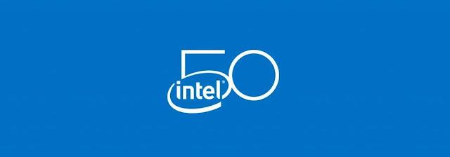Intel completa 50 anos