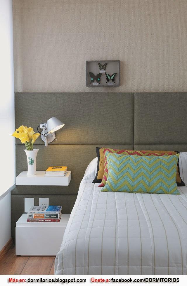 Decoraci n de dormitorios con cojines - Decoraciones de dormitorios ...