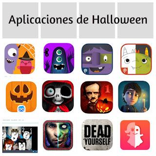 Aplicaciones para niños para Halloween 2018