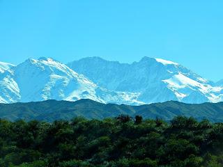 Três Paisagens nos Andes de Mendoza