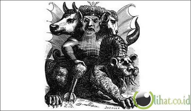 Asmodeus - Sang Penggoda Syahwat