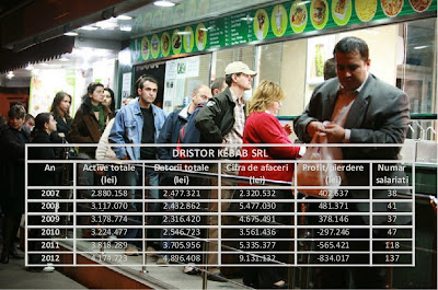 Situații financiare 2007 2008 2009 2010 2011 2012 Dristor Kebab