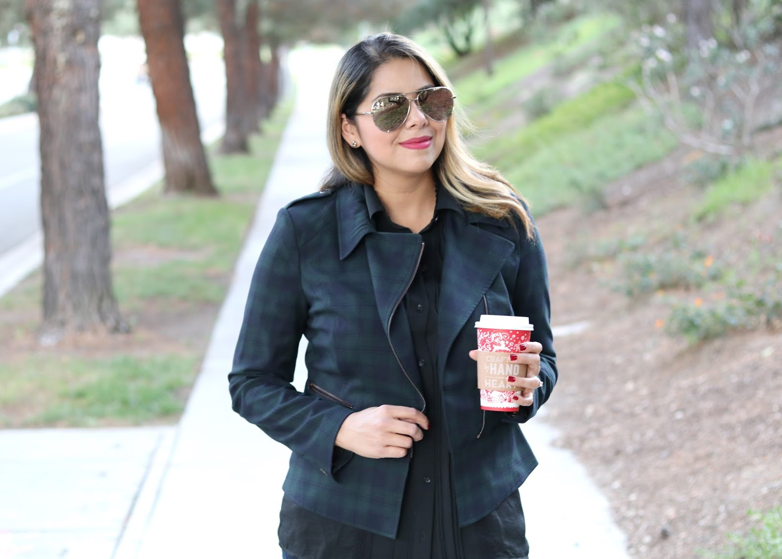 quay x desi sunglasses, mac liptensity lipstick, latina fashion blogger, mexican fashion blogger
