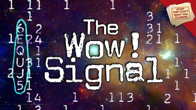 """UFO e Alieni, """"The Wow! Signal"""": un Libro, i Retroscena."""