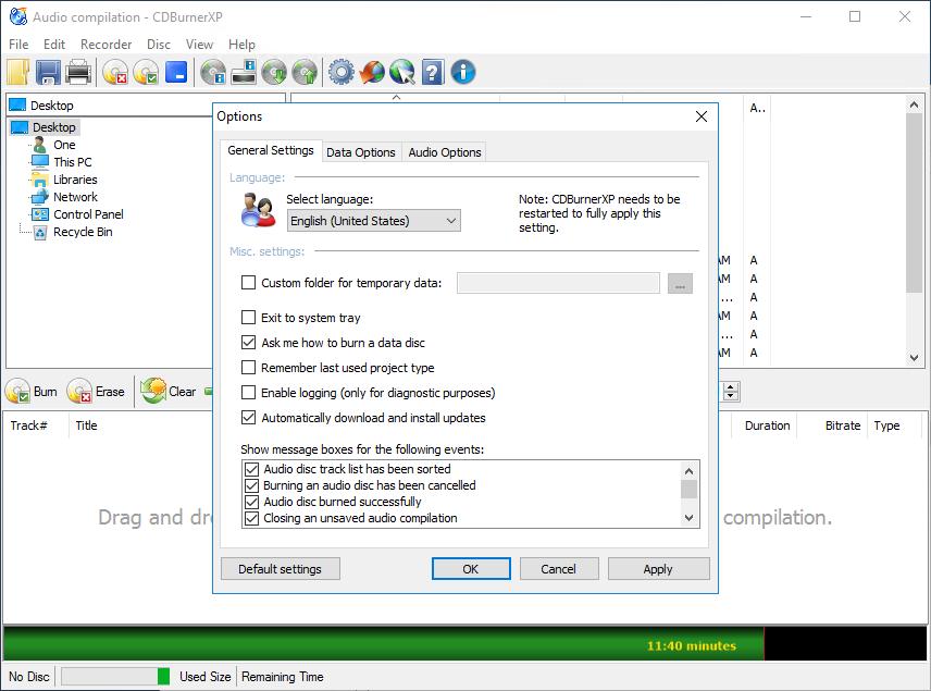CDBurnerXP 4.5.8.7128