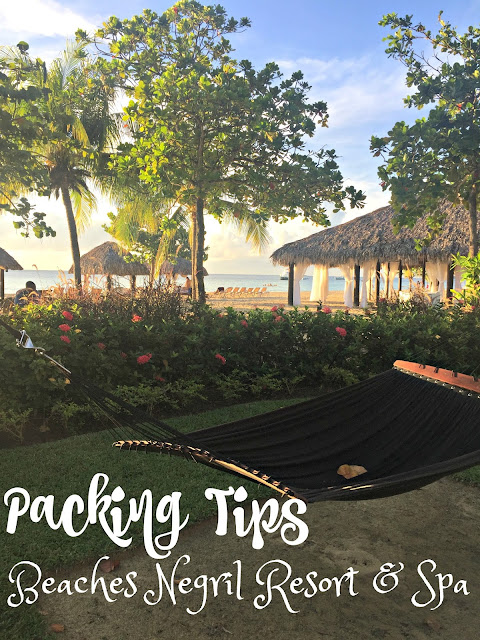 Packing Tips for Beaches Negril Resort & Spa, traveling to Negril, packing tips for all inclusive resort, packing tips for beach, Traveling to Negril, Beaches Jamaica, traveling tips for negril jamaica, packing list for beaches Negril, packing list for beaches resorts, packing list for all inclusive resort