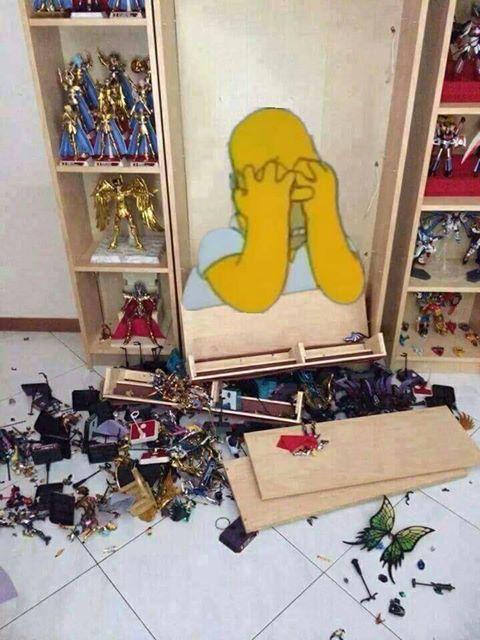 La peor pesadilla de un coleccionista