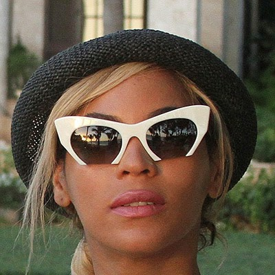 Beyonce in the Dominican Republic