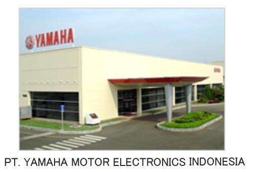 Lowongan Kerja PT Yamaha Motor Electronics Indonesia (PT. YEID)
