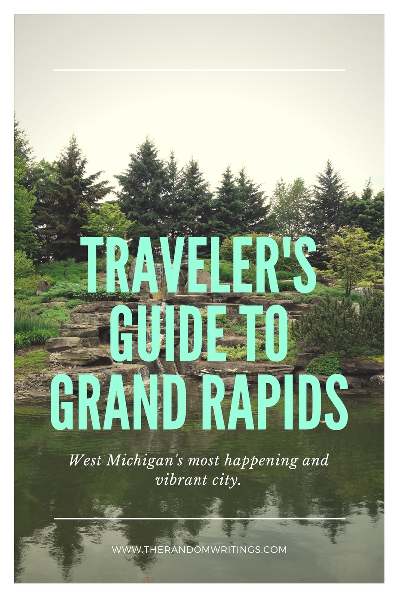 The random writings of rachel traveler 39 s guide to grand - Home and garden show 2017 grand rapids ...