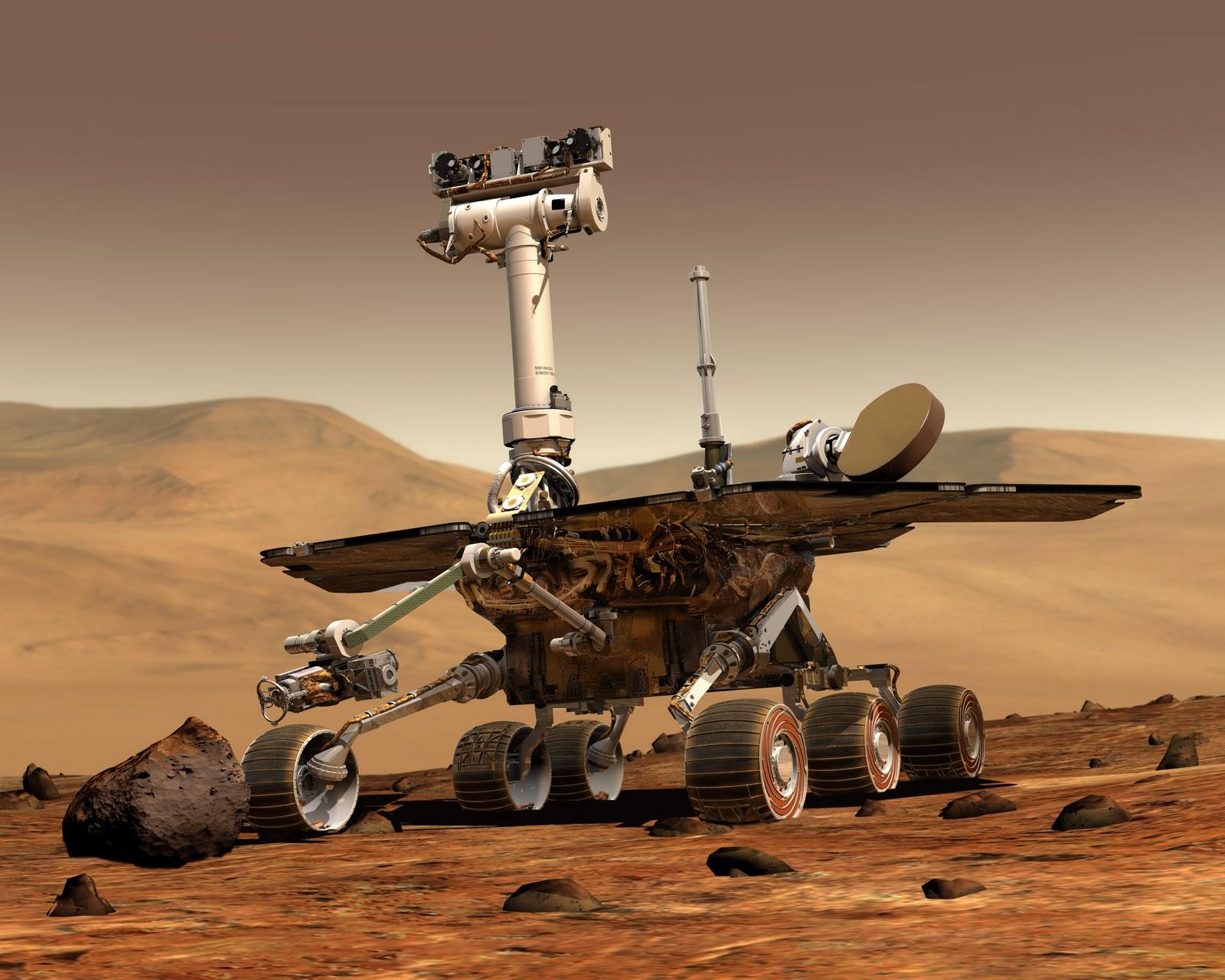 descriptions of a rover for mars - photo #15