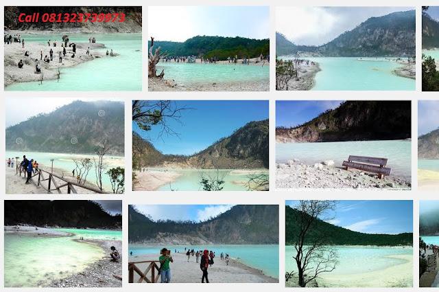 Kawah putih Indonesia