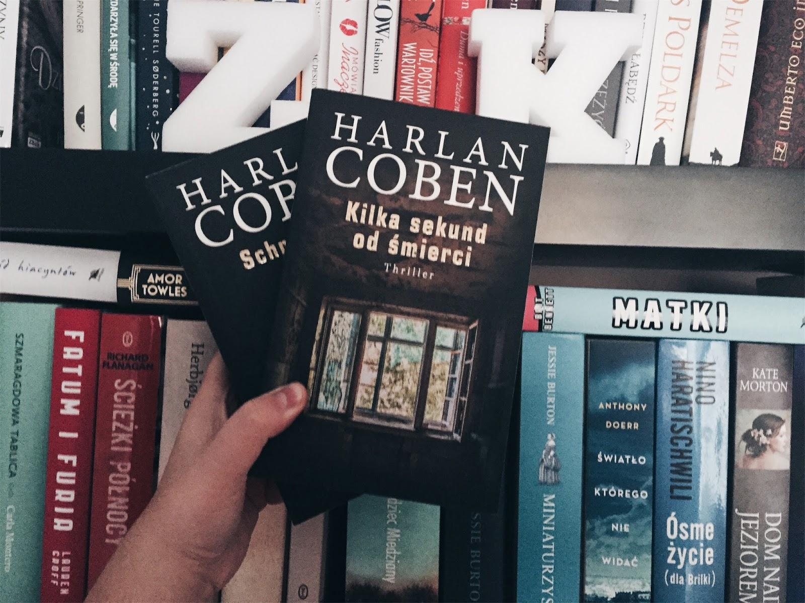 Kilka sekund od śmierci, Harlan Coben