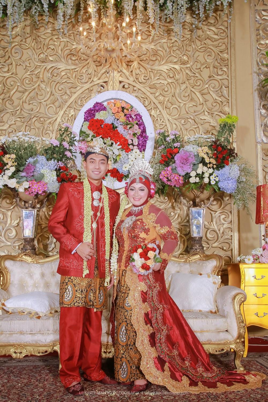 Contoh Kebaya Modern Pernikahan Untuk Orang Gemuk