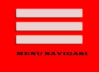 widget menu navigasi