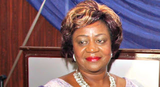 Lauretta Onochie blasts Diezani and Jonathan over 'Weird Demands'
