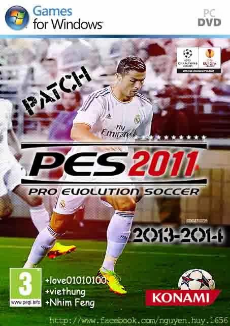PES 2011 Season 2013-2014