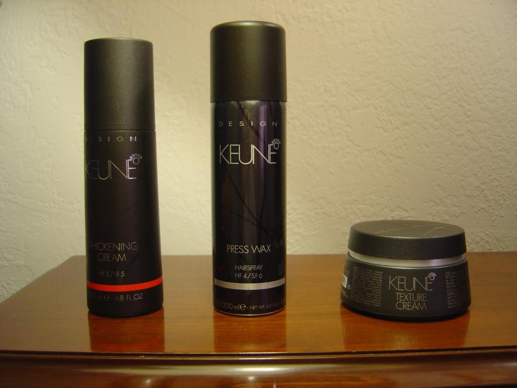 Keune Press Wax, Texture and Thickening Creams.jpeg