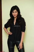 Shruti Haasan Looks Stunning trendy cool in Black relaxed Shirt and Tight Leather Pants ~ .com Exclusive Pics 072.jpg