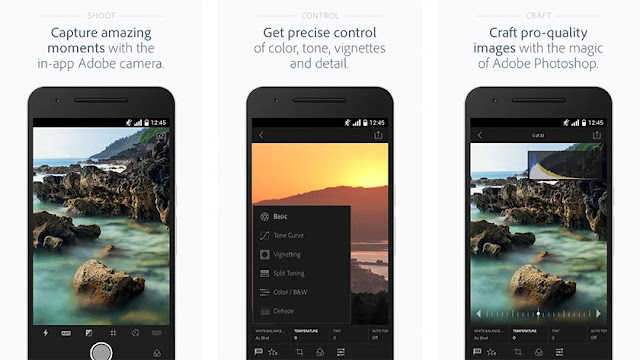 Adobe Photoshop Lightroom For Android .APK