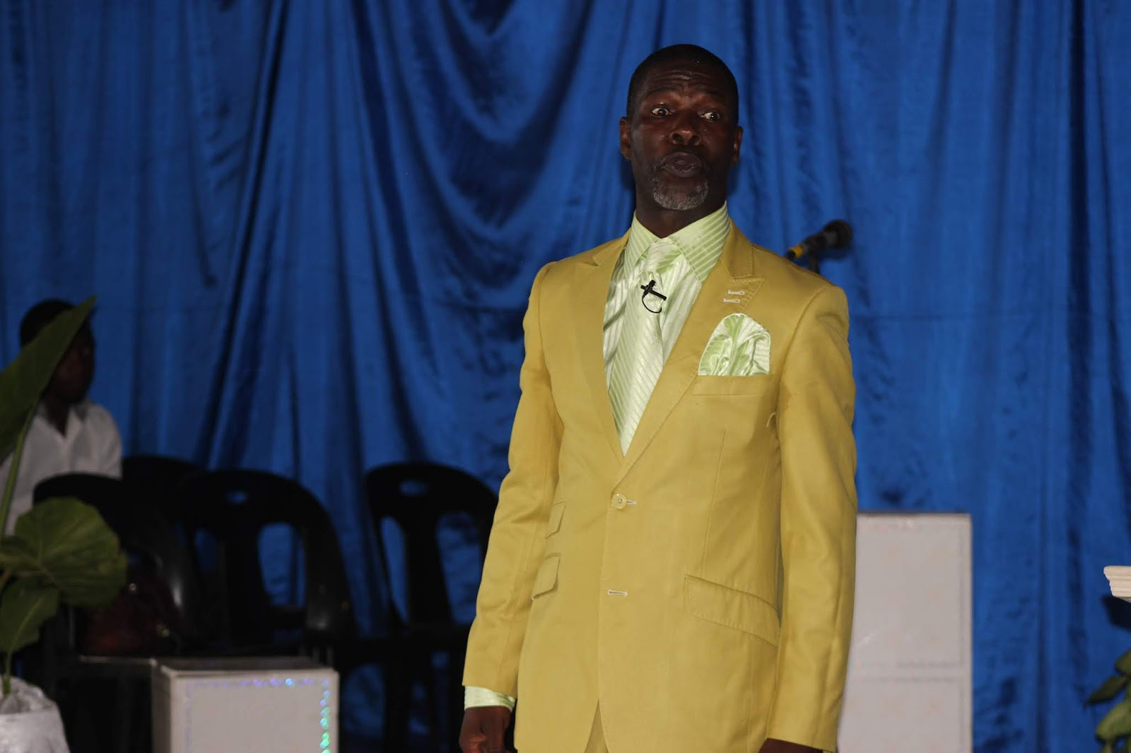 Bishop Nelson Nzvimbo Is The Founder & Bishop Of Ablaze International Ministries, Ablaze Churches international, Holy Ghost School of Ministry - Bishop Nelson Nzvimbo: