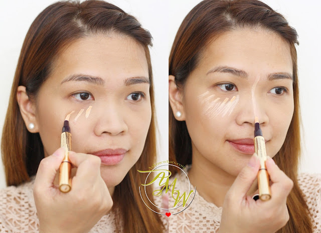 a photo of AskMeWhats using Yves Rocher Radiant Youth Corrector Pen in Beige