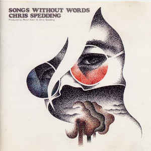 "CHRIS SPEDDING : ""Songs Without Words"" 1970"
