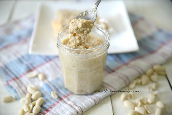 Chunky Peanut Butter Recipe