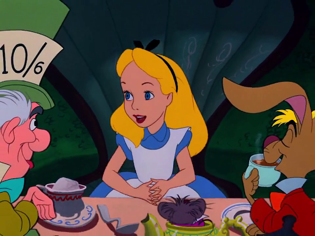 Alice in Wonderland 1951 mtvretro.blogspot.com