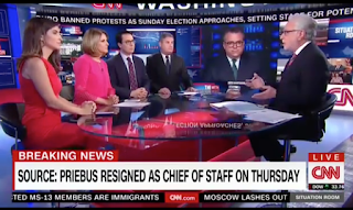 Wolf Blitzer Scolds Colleague Over Quality Of Her White House Sources