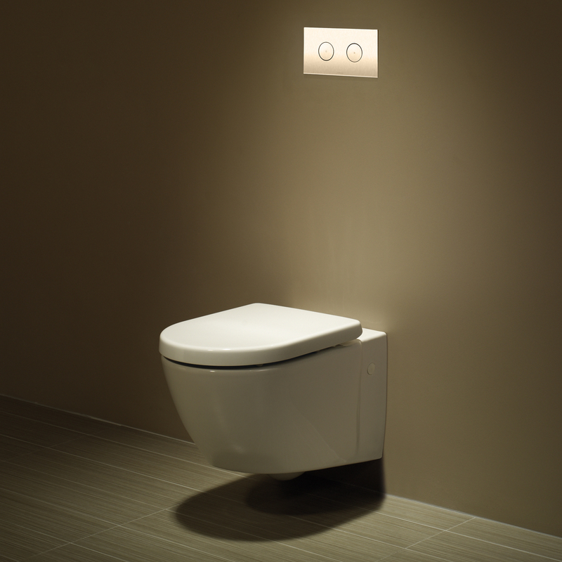 Modecor Toilet Suites Fowler Seido Icon Series Ii Wall
