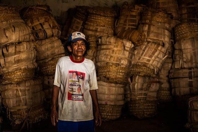 Video Pabrik Rokok Sintren Gombong, Kebumen