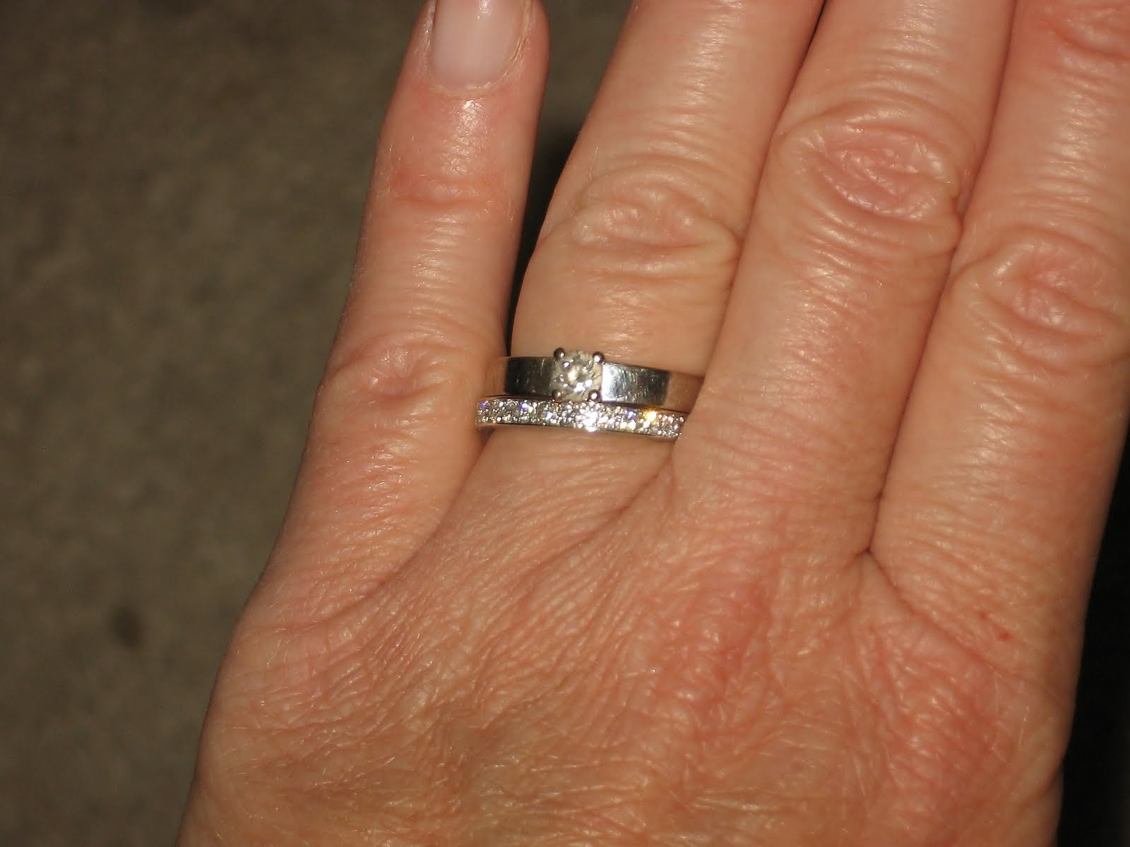 förlovningsring till mannen
