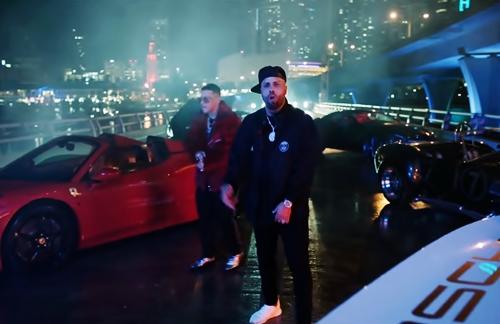 Nicky Jam & Daddy Yankee - Muevelo