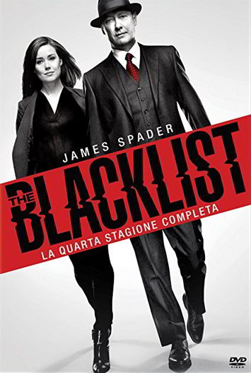 The Blacklist Temporada 4 Completa HD 720p Latino